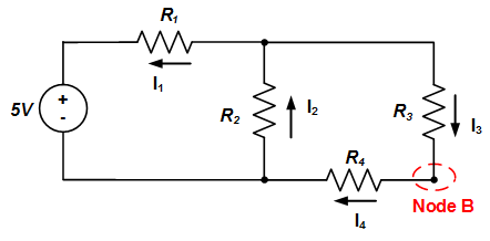 learn digilentinc kirchhoff s current law rh learn digilentinc com circuit diagram of capacitor charger circuit diagram of low pass filter