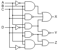 vhdl assignment statements
