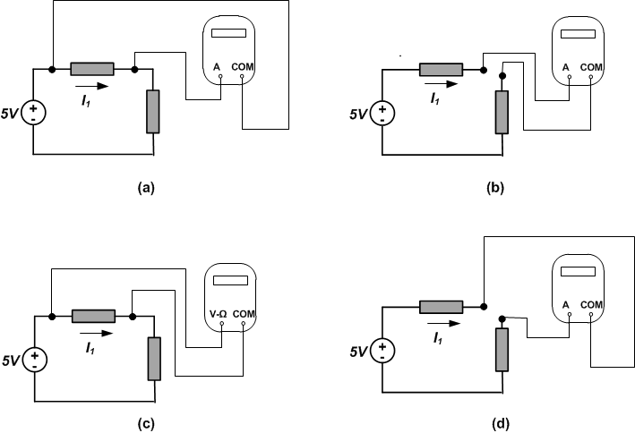 learn digilentinc measuring current using digital multimeters rh learn digilentinc com